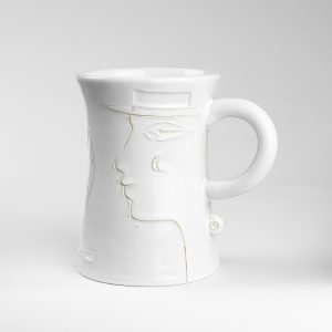 "Cup ""Silhouette"""